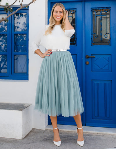 andcompliments_online_shop_brautmode_tulle_skirt_tuellrock_tuell_braut_hochzeit_online_shoppen_blau_dusty_mint_lang  Alternativen Text bearbeiten
