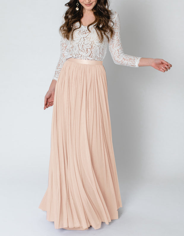 traenen_brautkleid_berater_brautkleid_finder_online_shopping_tüllrock_midi_kurz_grau_grün_jga_bridal_party_brautjungfern_vintage_boho_hochzeit_peach_blush_nude