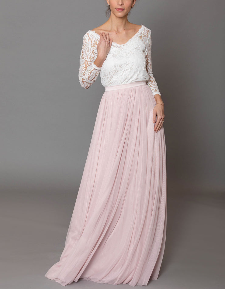 traenen_brautkleid_berater_brautkleid_finder_online_shopping_tüllrock_midi_kurz_grau_grün_jga_bridal_party_brautjungfern_vintage_boho_hochzeit_rosa_pastell_soft