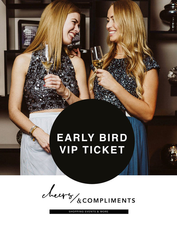 cheers &Compliments - Early Bird bis 31.01.2020
