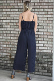 Cade Cropped Jumpsuit