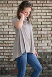 Celsia Basic Knit Top