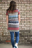 Willow Stripe Top