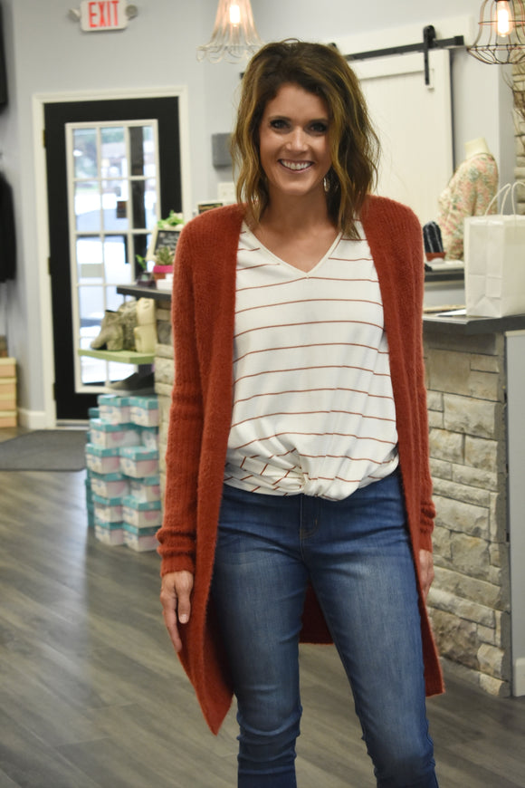 Acorn Super Soft Cardigan