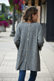 Bailey Ribbed Cardigan