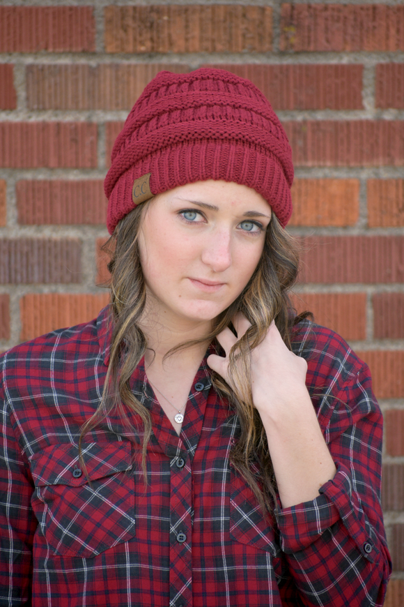 Beanie It's Cold Outside - urbanity online