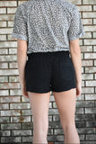 Asher Drawstring Tencel Shorts