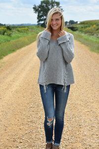 Caragan V Neck Sweater