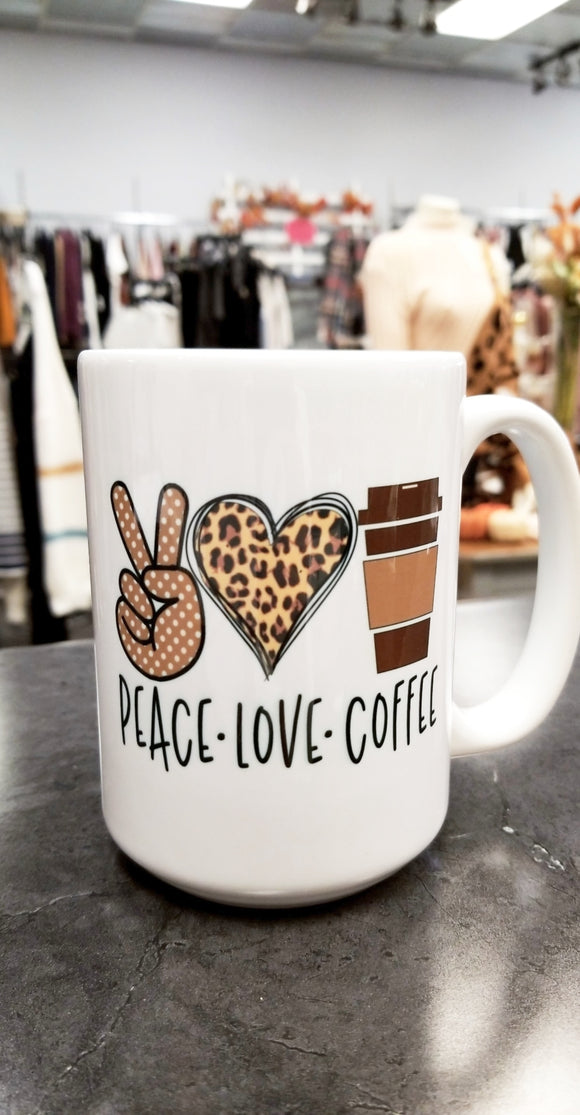 Coffee Mugs-Assorted