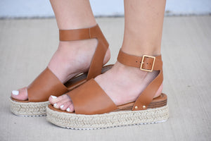 Magic Platform Espadrille Sandals