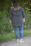 Day Dreamer Striped Top