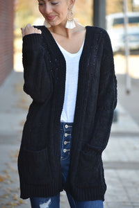 Faith Chunky Cardigan