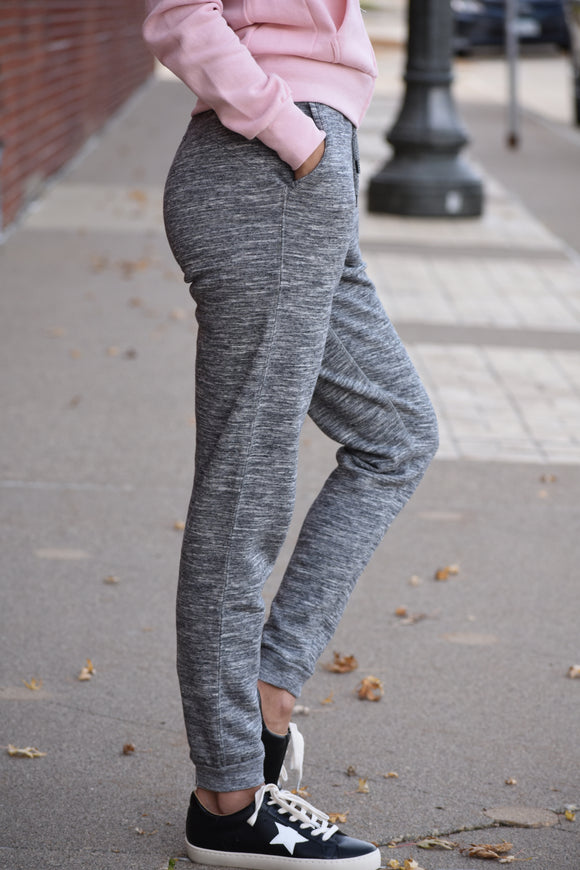Fleece Basic Jogger Pant