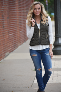 Greer II Puffy Vest