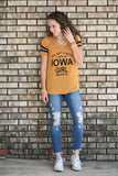 Iowa Party Girl Tee Shirt