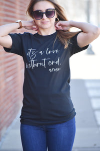 Its a Love Graphic Tee