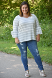 Jacobi Striped Top