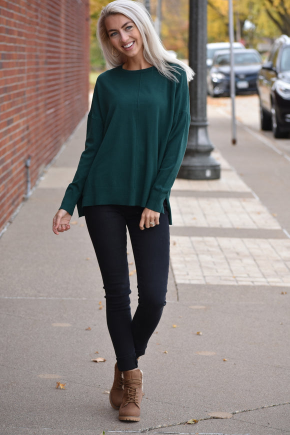 Kellee Oversized Sweater