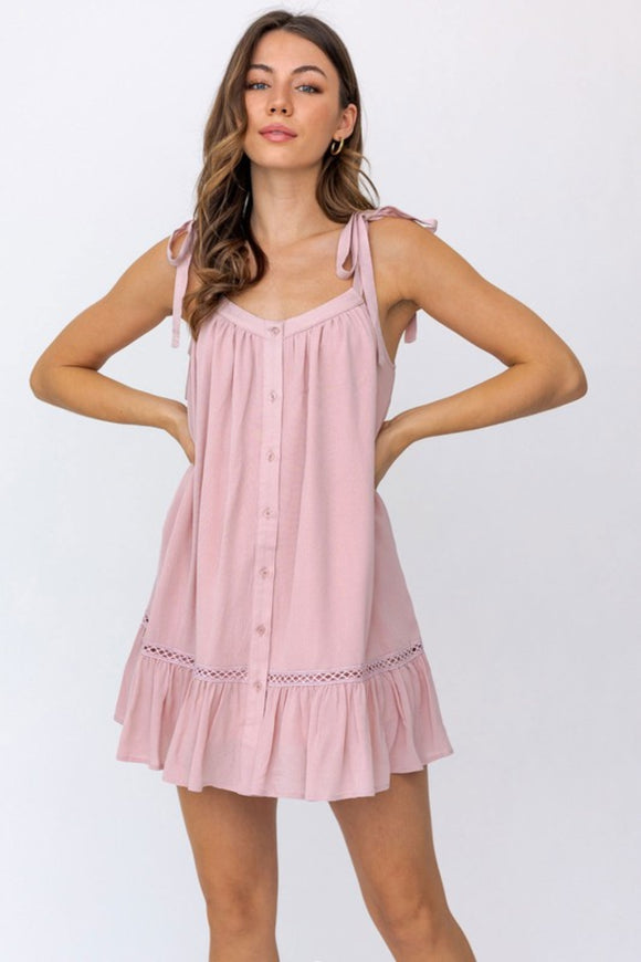 Kit Babydoll Dress