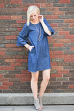 Niyah Denim Dress