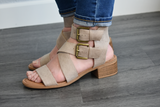 On Holiday Strappy Sandal