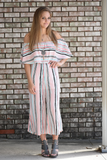 Saylavee Striped Jumpsuit