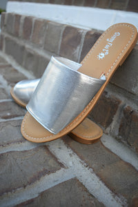 Silver Lining Sandal
