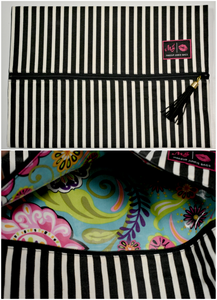 Makeup Junkie Bag - Large Signature