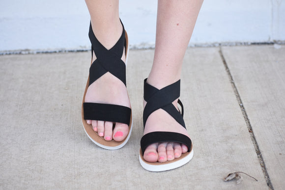 Summer Daize Strappy Sandals