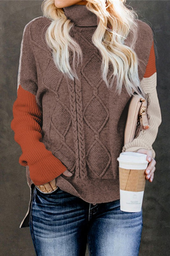 Sydney Q Turtleneck Sweater