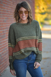 Sydney Chenille Tunic Sweater