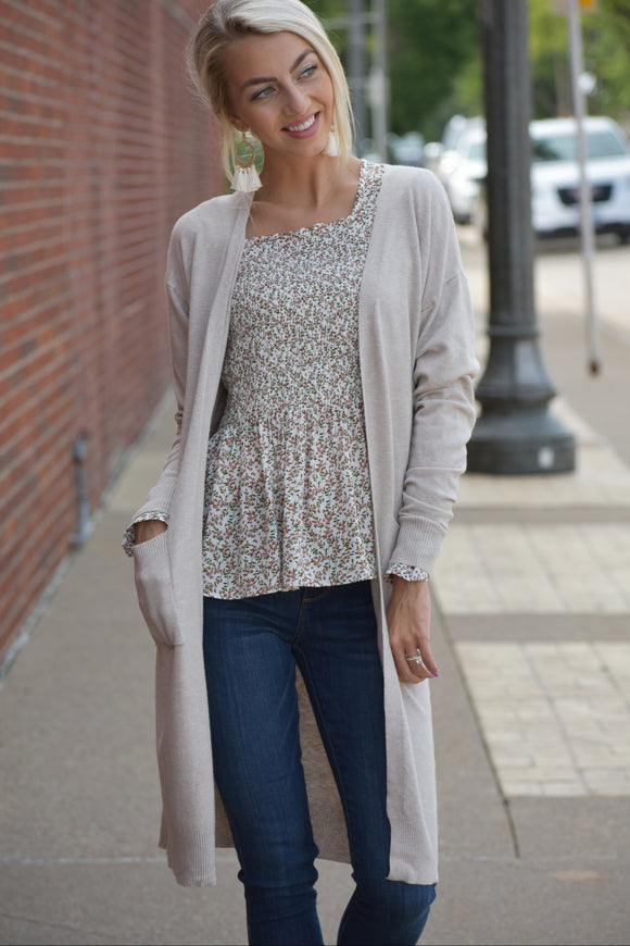 Aubri Soft Cardigan
