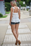 Chattanooga Eyelet Top