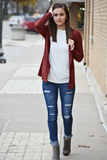 Wild Wind Cardigan Sweater
