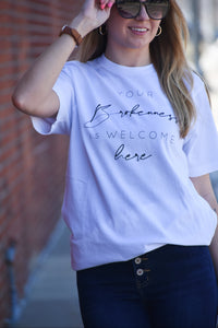 Your Brokenness Graphic Tee