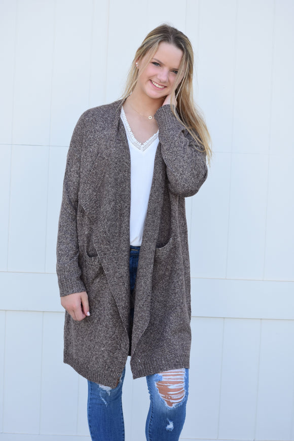 Fall Break Cardigan