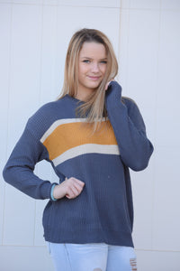 Maize Sweater