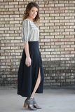 Spring Fling Pleated Skirt