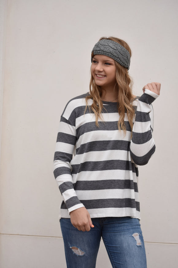 Traynor Striped Top