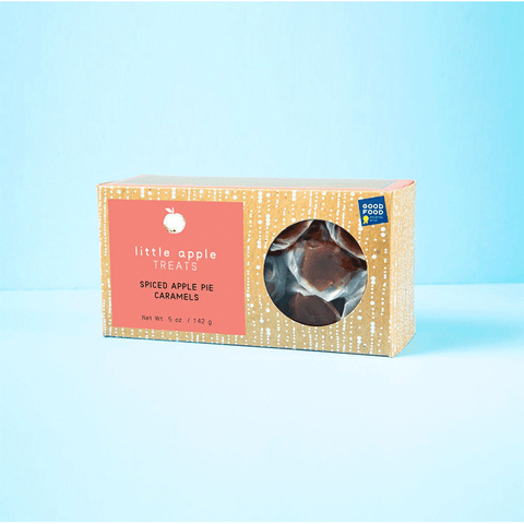 Spiced Apple Pie Caramels—Good Food Awards Winner