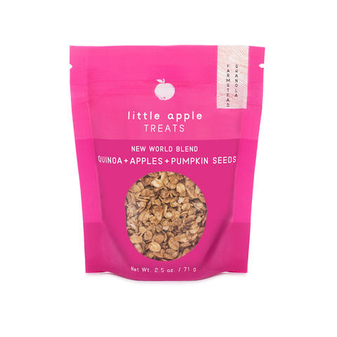New World Blend Mini Granola