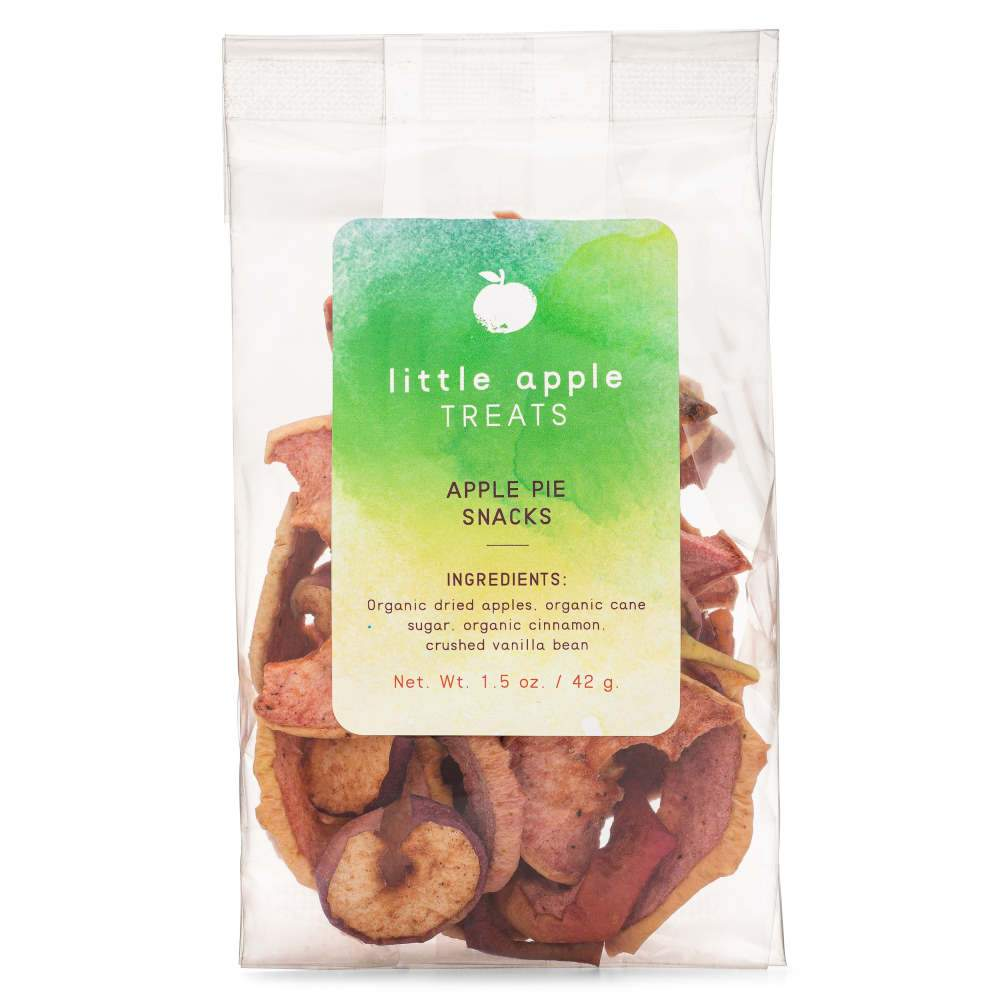 apple pie snacks-little apple treats