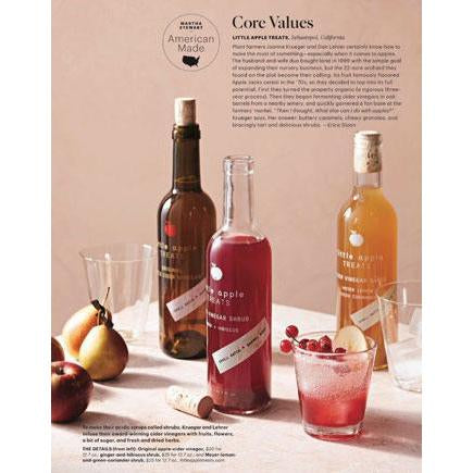 Image of Martha Stewart American Made Featured Products LITTLE APPLE TREATS