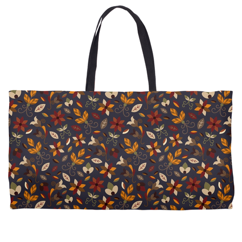 Authentic Native & Metis Roots Tote: Earth Collection - Soul Curiosity
