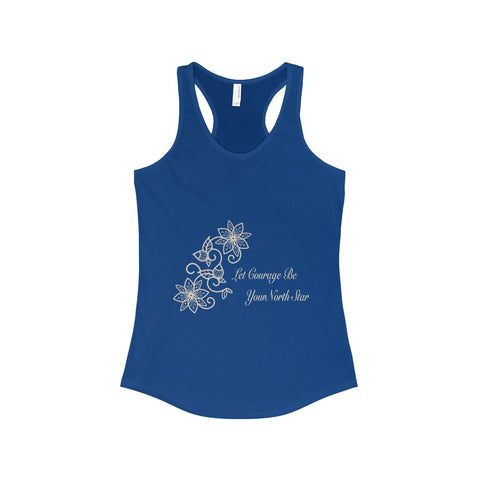 Native & Metis Racerback Tank: Water Collection - Soul Curiosity