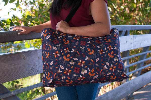 Native & Metis Roots Tote: Earth Collection - Soul Curiosity