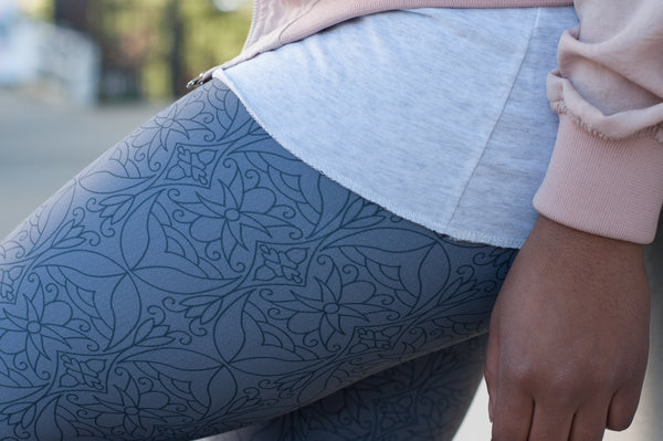 Native & Metis Leggings: My Calling is Culture Collection - Soul Curiosity
