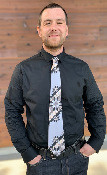 Native & Metis Tie: Air Collection - Soul Curiosity