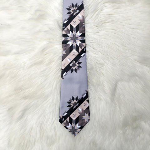 Authentic Native & Metis Tie: Air Collection - Soul Curiosity