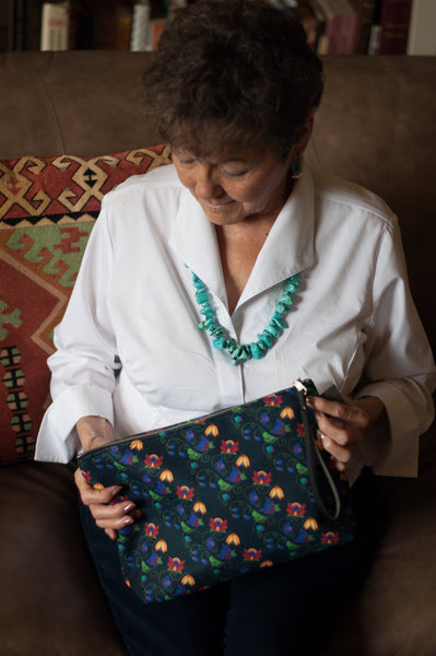 Authentic Native & Metis Pouch: Renewal Collection - Soul Curiosity
